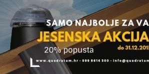 JESENSKA AKCIJA!!! -20%